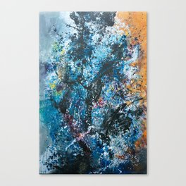 Your Universe Expanding Canvas Print