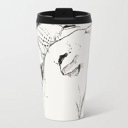 Lion Love Travel Mug