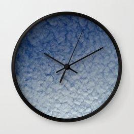 Cloudscape Wall Clock