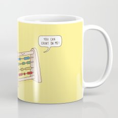 The Ever-Reliable Abacus Mug