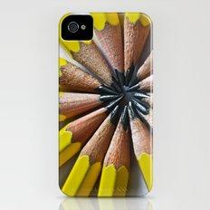 Lead In My Pencil Slim Case iPhone (4, 4s)