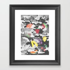 Summer Fruit  Framed Art Print