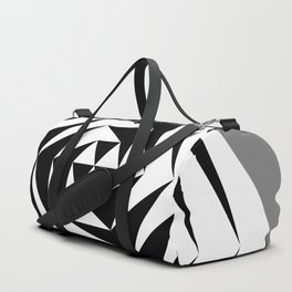 Angular Atrocity Remix Hexagon Duffle Bag