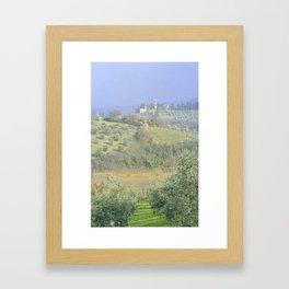 Pino 3 Framed Art Print