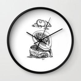 A different kind of jewellery box Wall Clock