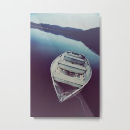 Calm on the Waters Metal Print