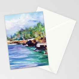 Maha'ulepu Heritage Trail Stationery Cards
