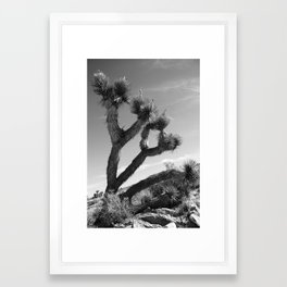 Joshua 1 Framed Art Print