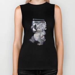 koala  Biker Tank