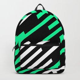 Color Pop In Green Backpack