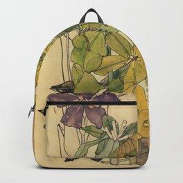Spurge With Yham - Charles Rennie Mackintosh - 1909 Backpack