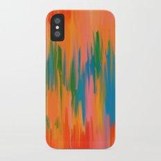 Smudge II Slim Case iPhone X