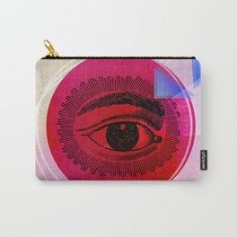 INK RETRO EYE Carry-All Pouch