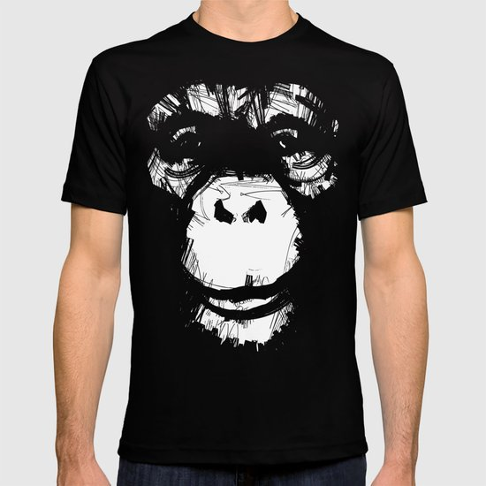 Everything's More Fun With Monkeys! T-shirt