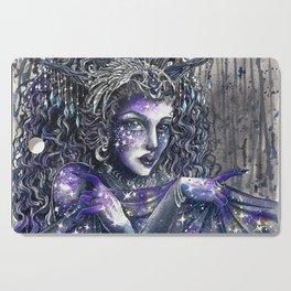 Goddess Nyx Cutting Board