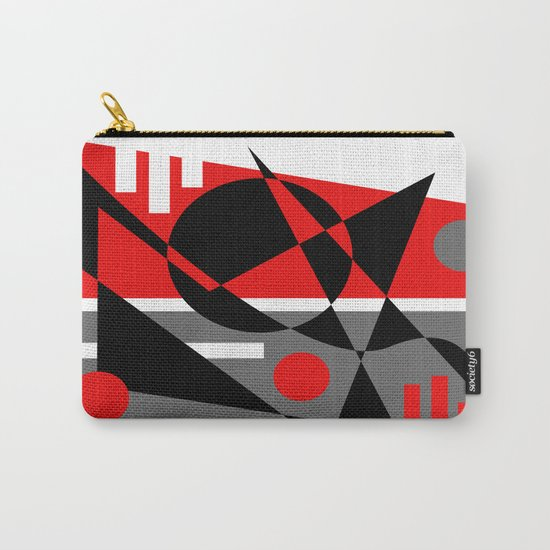 Abstract #353 Carry-All Pouch