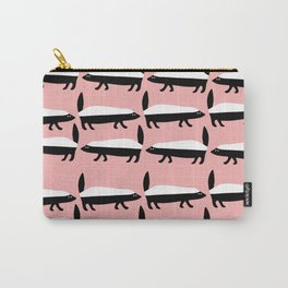 The Honey Badger Parade Carry-All Pouch