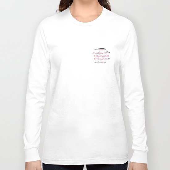 Anchovy Long Sleeve T-shirt