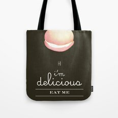 Hi I'm Delicious Tote Bag