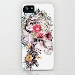 Momento Mori X iPhone Case