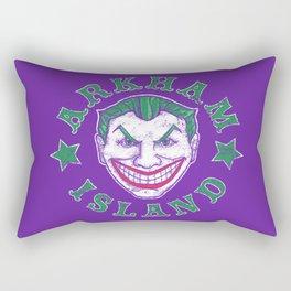 Arkham Island Rectangular Pillow
