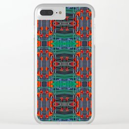 BUILDING SITE Clear iPhone Case
