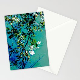 Spring Synthesis IV Stationery Cards