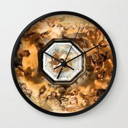 Saint Church Prague Wall Clock