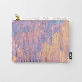 Chillhop Beats - Abstract Pixel Art Carry-All Pouch