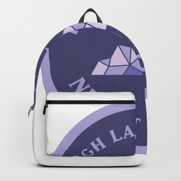 High Lady of the Night Court Badge Backpack