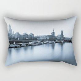 Memories in Dresden Germany Rectangular Pillow