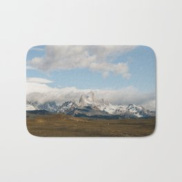 Iconic Towers of Patagonia Bath Mat