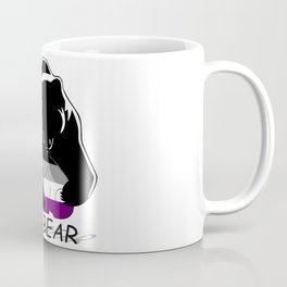 Papa Bear Asexual Coffee Mug