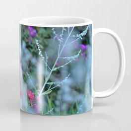 Pink Asters Amongst Others Coffee Mug