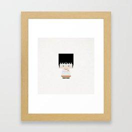 Phillip Framed Art Print