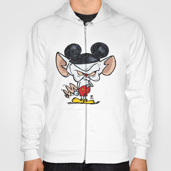 Brain of Animaniacs : Capitalism Stole My Integrity; all i want is a world domination.  Hoody