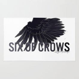 Six Of Crows Rug