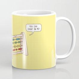The Ever-Reliable Abacus Coffee Mug