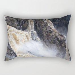 Enjoy the waterfall Rectangular Pillow