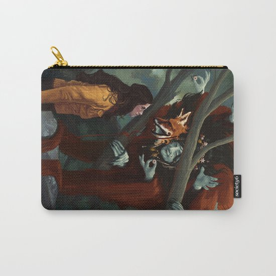 The Old Fox Carry-All Pouch