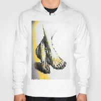 feet Hoodies featuring Crystal Feet by Latidra Washington