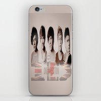 one direction iPhone & iPod Skins featuring One Direction by store2u