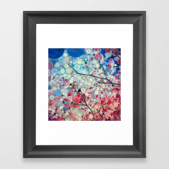 Positive Energy 2 Framed Art Print