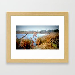 Peaceful Nature Framed Art Print