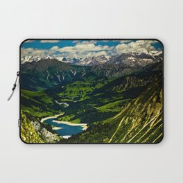 Swiss Alps Laptop Sleeve