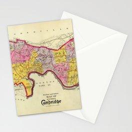 Cambridge Massachusetts 1903 Stationery Cards