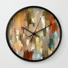 High Desert Living Wall Clock