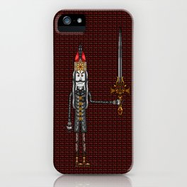 Vlad III Dracula in the Year 1962 iPhone Case
