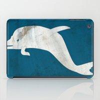 dolphin iPad Cases featuring Dolphin by Renato Armignacco