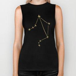 Libra x Astrology x Zodiac Biker Tank